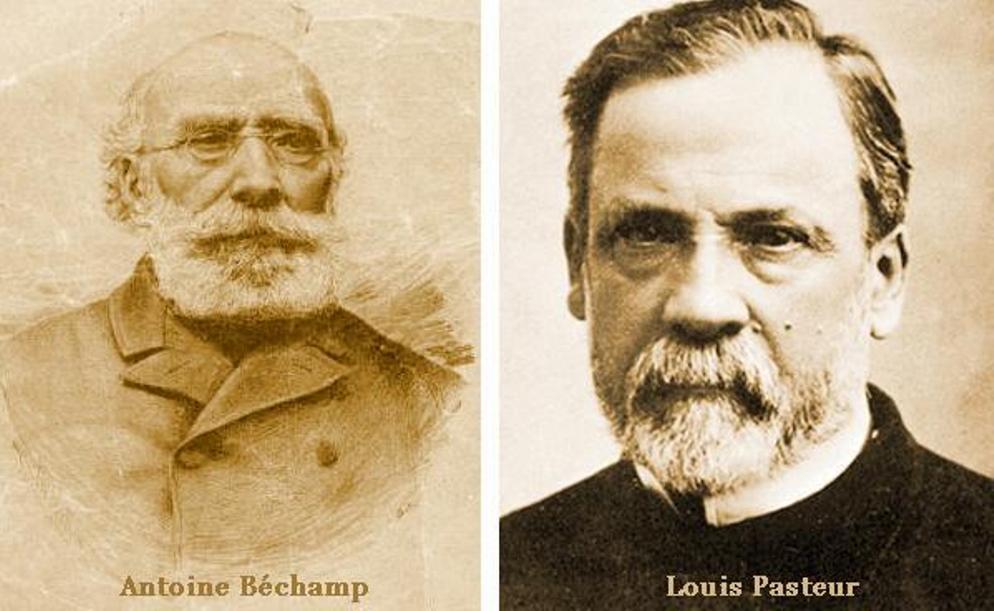 ¿Puede que Pasteur y su teoría microbiana como causa de enfermedad estuviera equivocado?
